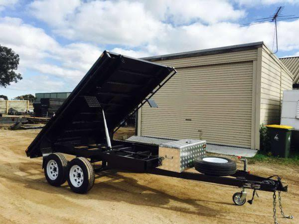 tipper trailer sydney