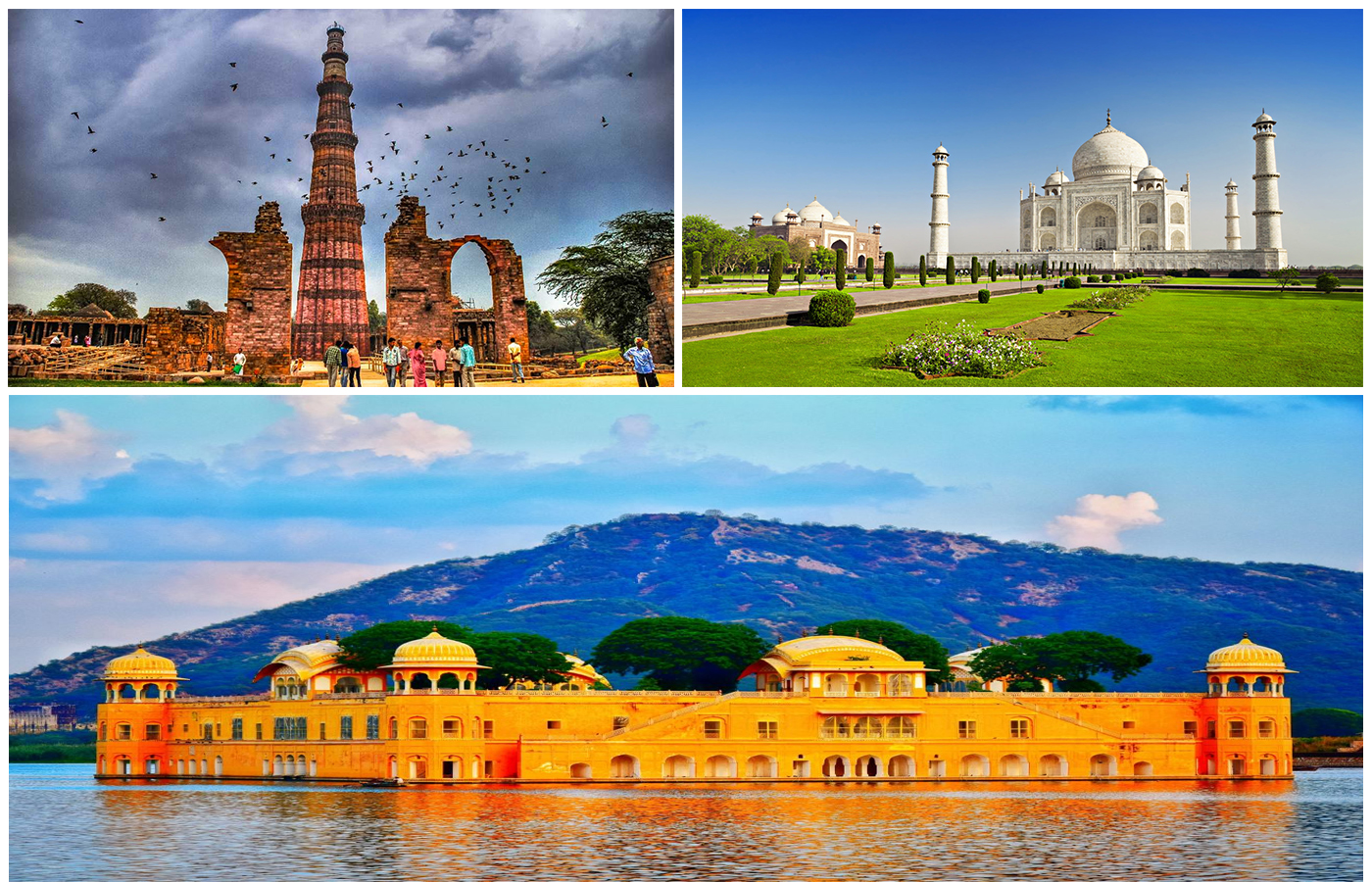 Delhi-Agra-Jaipur, the tourist corridor often referred to as the Golden Triangle, is one of the best cultural tourism circuits in the world.