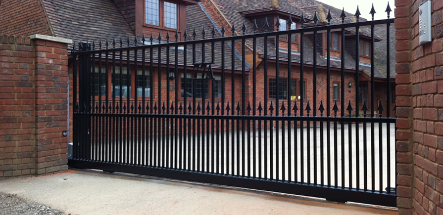 Types and Benefits of Installing Sliding & Driveway Gates - Submit Guest  Post On - Awarenes Smart