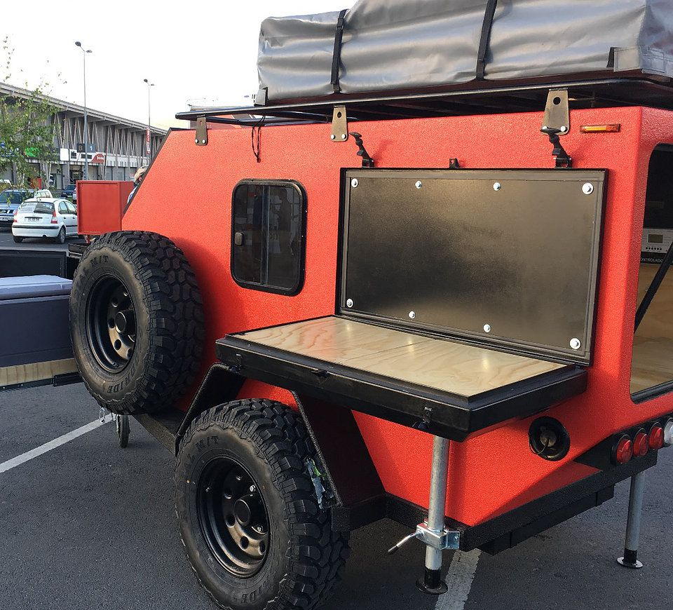 off road camper trailer sydney