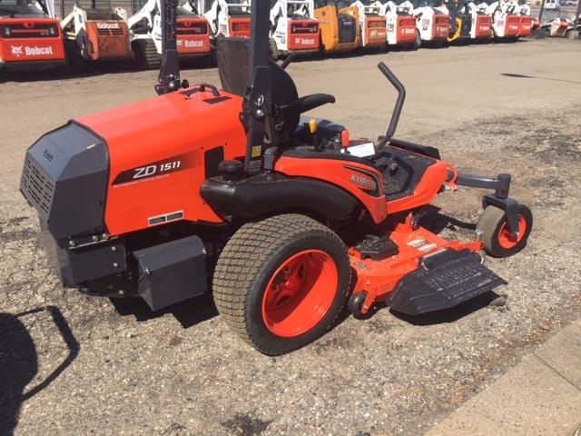 buy a Kubota zero turn mower with a quality engine