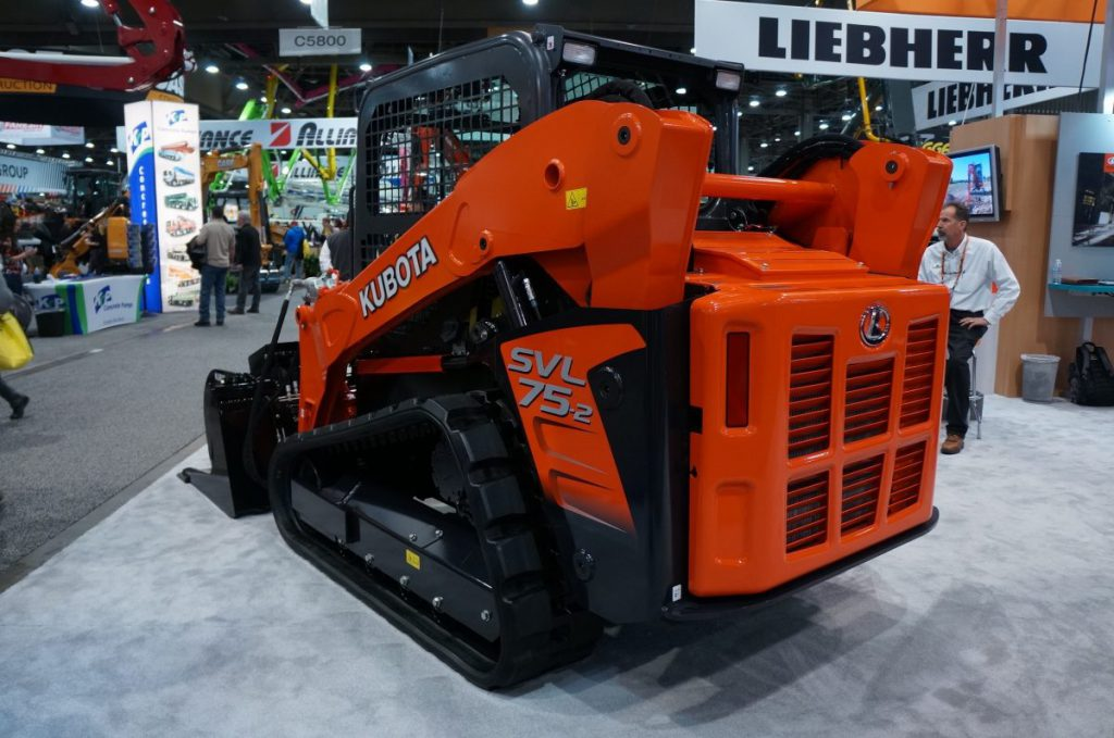 Kubota skid steer for sale is highly available