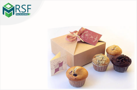 RSF Packaging is a well-known packaging establishment that has been providing its clients wholesale muffins boxes at a decent price.