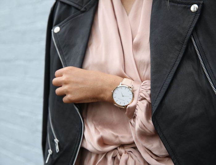 If you are planning to woo the love of your live or a special woman in your life, then you can consider gifting them JBW's Women's Mondrian Diamond Watch.