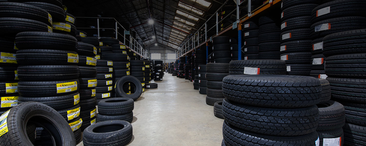 second-hand tyres Sydney