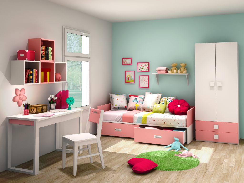 Investing in kids' beds with storage