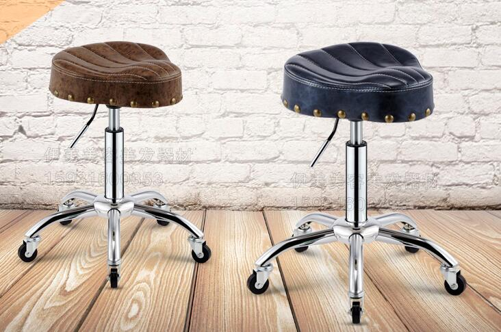 High quality of Cutting stools for hairdressers