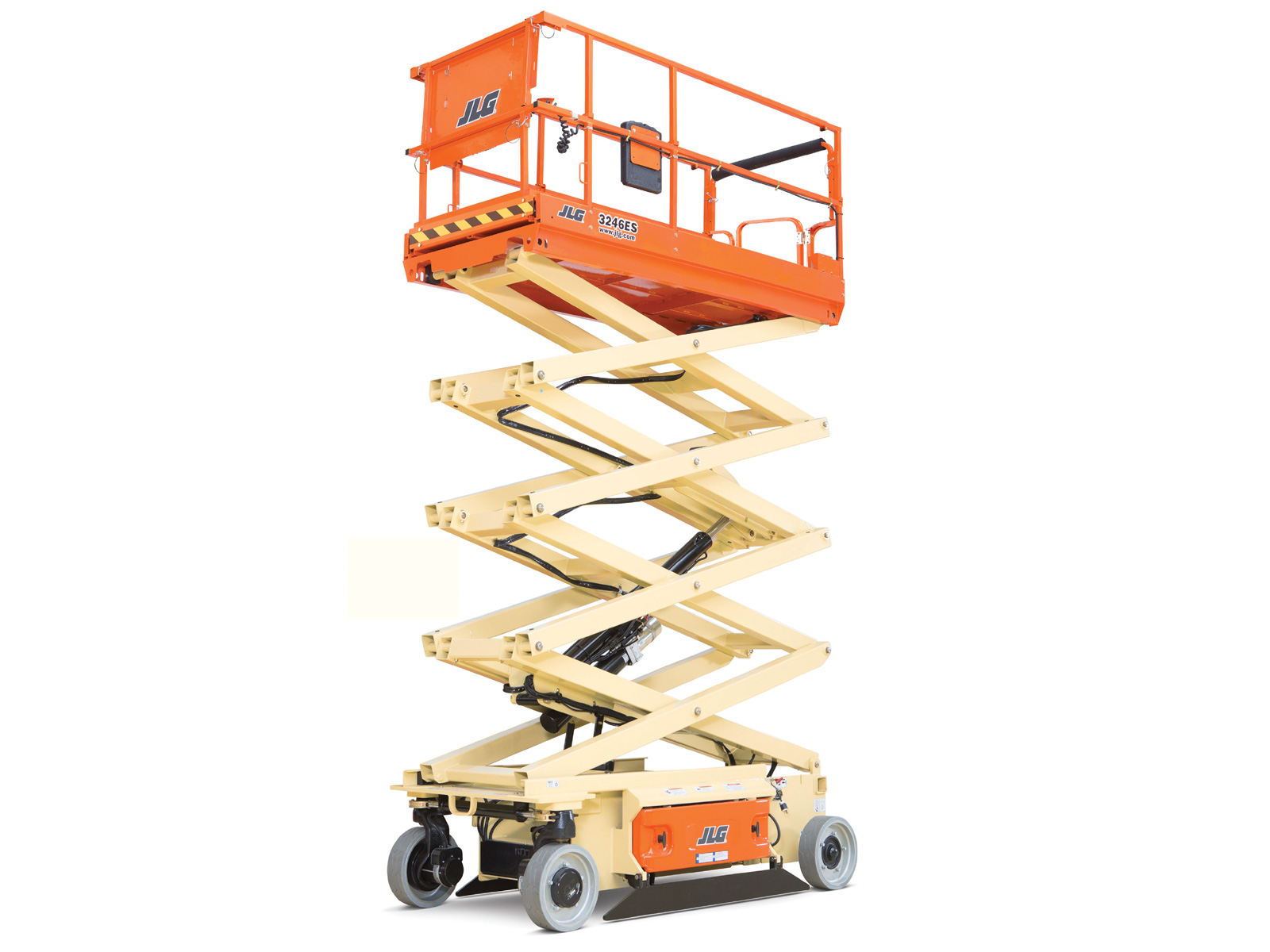 scissors lift hire