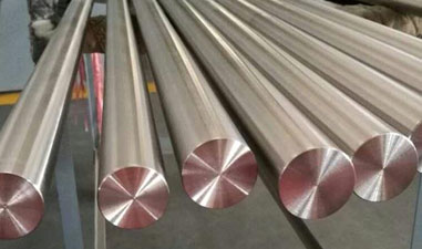 Niobium round bars manufactureres and exporters
